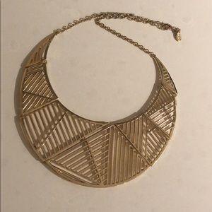 Gold Aldo necklace